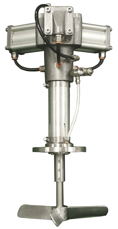 Pneumostir 174 Pneumatic Driven Rotary Agitator Sb Services