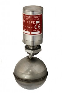 PNEUMOFLOAT Vertical Float Valve from SB Services in Bristol and Reading